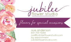 Jubilee Business Card