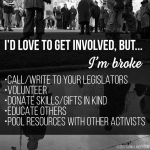 Activism Infographics
